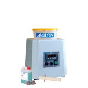 Machine de polissage à bol magnétique - PM200S - Avalon