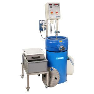 Machine de polissage à vibrations W15 - Avalon