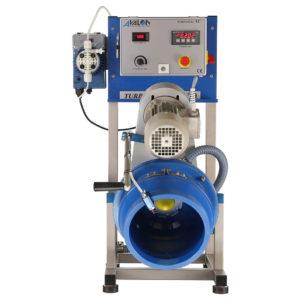 Machine de polissage à force centrifuge manuelle - EC10 - Avalon
