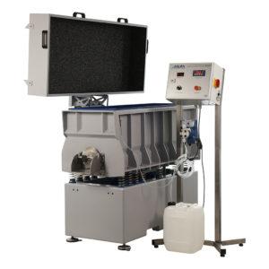 Machine de polissage - vibrateur à bac WR120- Avalon