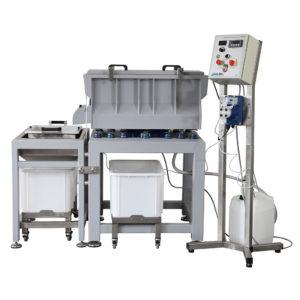 Machine de polissage - vibrateur à bac WR60 - Avalon