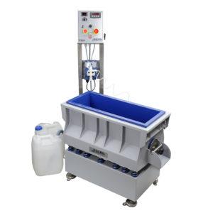 Machine de polissage - vibrateur à bac WR60 mini - Avalon