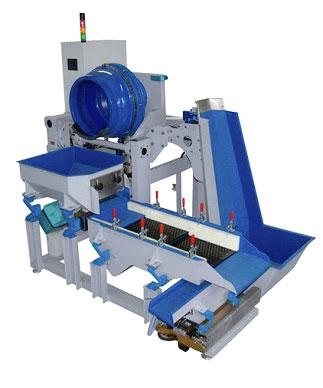 Machine de polissage TE60A