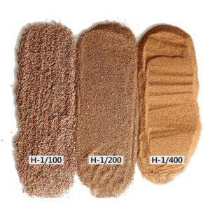 Granulés de noix pour le polissage / tribofinition