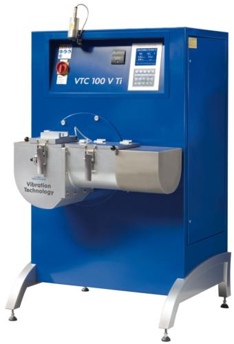Machine de coulée sous vide à basculement VTC 100 V / Ti - Indutherm