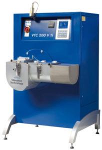 Machine de coulée sous vide à basculement VTC 200V