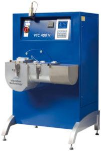 Machine de coulée sous vide à basculement VTC 400V