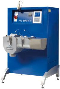 Machine de coulée sous vide à basculement VTC 800V