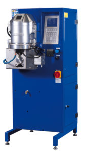 Machine de coulée continue CC 400 / VCC 400 - Indutherm