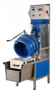 Machine à force centrifuge / satellite